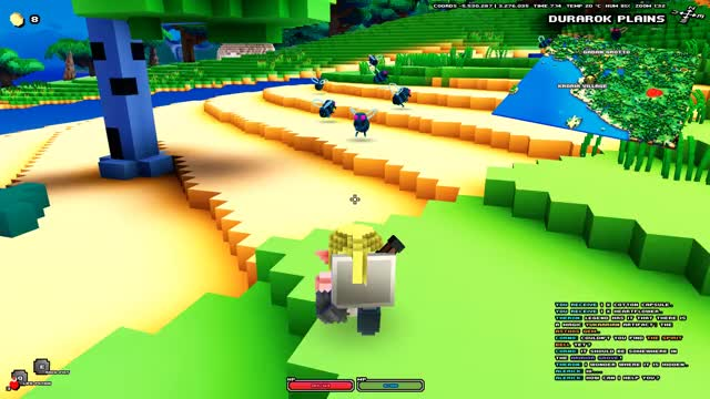 Watch and share Cube World GIFs and Cubeworld GIFs by ringating on Gfycat