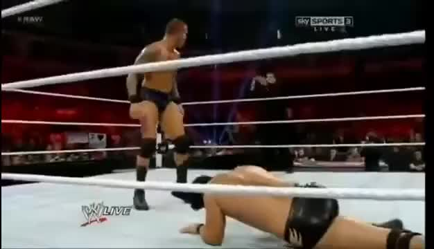 Watch and share Ricardo Rodriguez GIFs and Randy Orton GIFs by Blaze Inferno on Gfycat