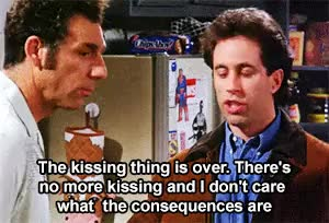 Watch Seinfeld (S06E17) GIF on Gfycat. Discover more Michael Richards, cosmo kramer, george costanza, gifs, gifset, jason alexander, jerry seinfeld, kramer, mygifs, mythings, seinfeld, seinfeld gif, sitcom, televison GIFs on Gfycat