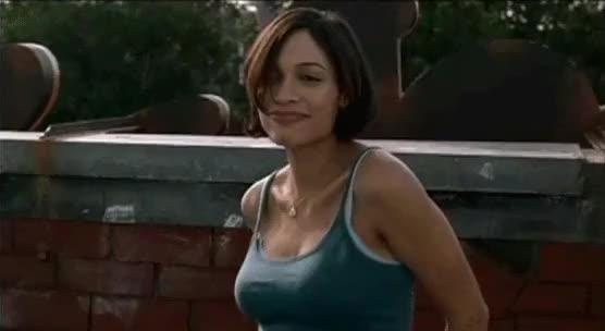 Watch and share Rosario Dawson (Gif) : Celebs GIFs on Gfycat