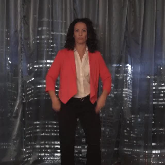 Watch and share Dance-Battle-5.1-The-Safety-Procedure-Nicole-Airline GIFs on Gfycat