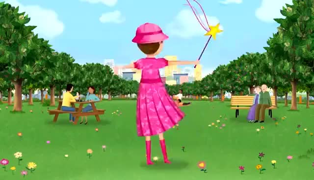Watch and share PINKALICIOUS & PETERRIFIC |PBS KIDS GIFs on Gfycat