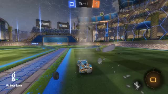 Watch Save 4: Gritty GIF by Gif Your Game (@gifyourgame) on Gfycat. Discover more Gif Your Game, GifYourGame, Gritty, Rocket League, RocketLeague, Save GIFs on Gfycat