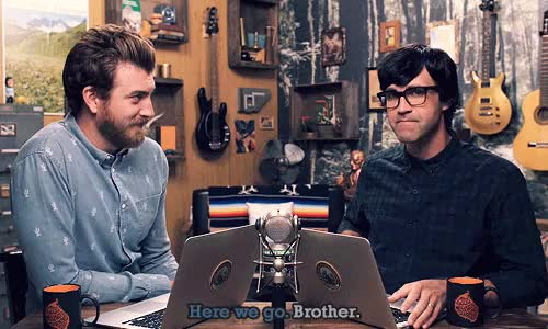Watch and share Rhett And Link GIFs and Link Neal GIFs on Gfycat