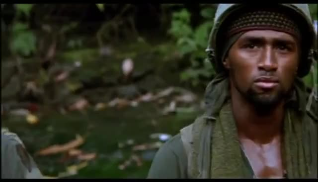charlie sheen, platoon scene, platoon GIFs