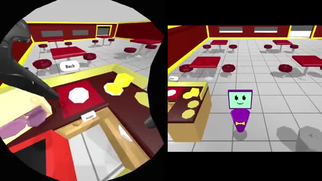 Watch and share Vr The Diner Duo GIFs and Indiedev GIFs on Gfycat