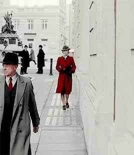 Watch and share Christopher Foyle GIFs and Honeysuckle Weeks GIFs on Gfycat