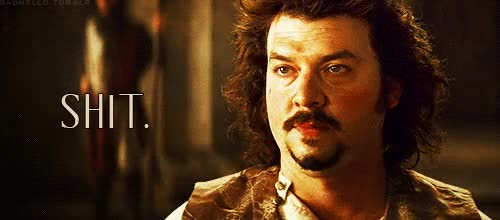 Watch and share Danny Mcbride GIFs and Oh Shit GIFs on Gfycat
