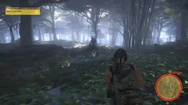 Watch and share PREDATOR El MadaFaka !! - Ghost Recon Wildlands GIFs on Gfycat