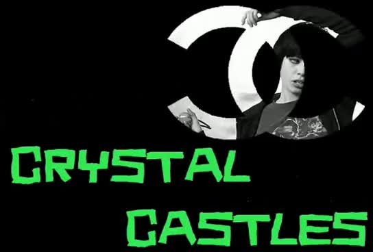 Watch and share Crystal Castles GIFs and Alice Glass GIFs on Gfycat