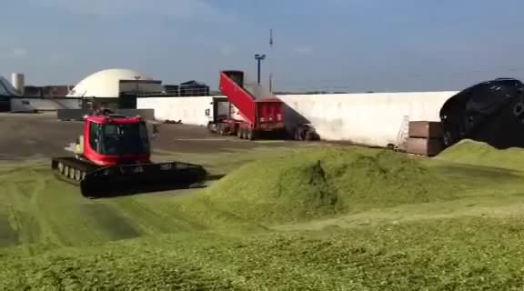 Watch and share PistenBully GreenTech UK 2013 Harvest Www.offpisteagri.co.uk GIFs on Gfycat