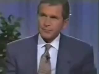Watch this george bush GIF on Gfycat. Discover more george bush, politics GIFs on Gfycat