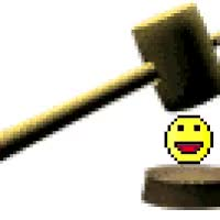 Watch and share Mallet Smashing Smiley GIFs on Gfycat