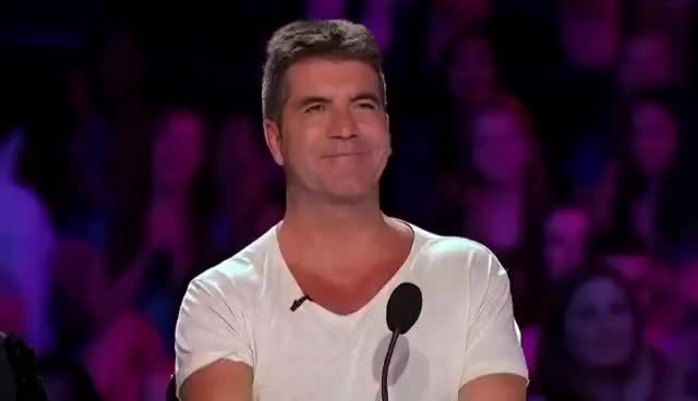 Watch this trending GIF on Gfycat. Discover more Simon, xfactor GIFs on Gfycat