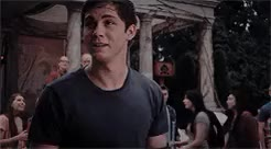 Watch and share Percy Jackson GIFs and Pjoedit GIFs on Gfycat