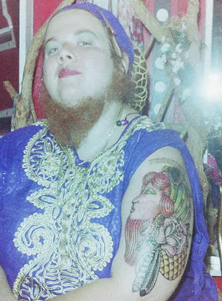 Watch Bearded Lady GIF on Gfycat. Discover more related GIFs on Gfycat