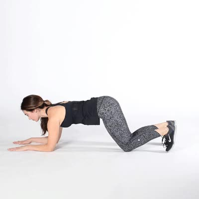 Watch and share 400x400 Low Plank GIFs by Healthline on Gfycat