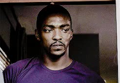 Watch Sam Wilson - Captain America: The Winter Soldier GIF on Gfycat. Discover more Anthony Mackie, captain america, captain america the winter soldier, captainamericaedit, gif: captain america, sam wilson GIFs on Gfycat