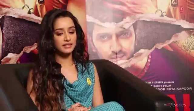 Watch Exclusive: Shraddha Kapoor Interview | Ek Villain GIF on Gfycat. Discover more related GIFs on Gfycat