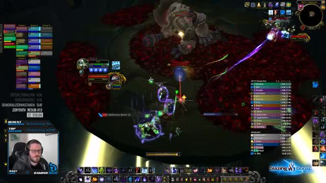Future vs Mythic Taloc - Arcane Mage PoV
