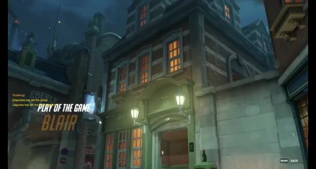 Watch and share Overwatch GIFs by Blair on Gfycat