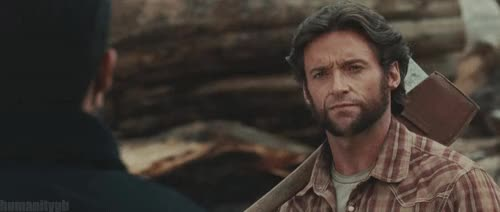 Watch and share Hugh Jackman GIFs and Wolverine GIFs on Gfycat
