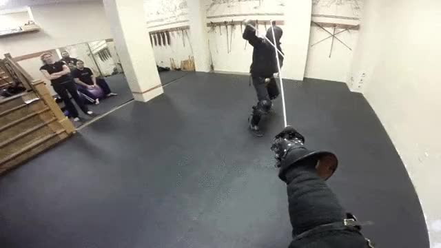 Watch and share Fencing GIFs and Swords GIFs on Gfycat