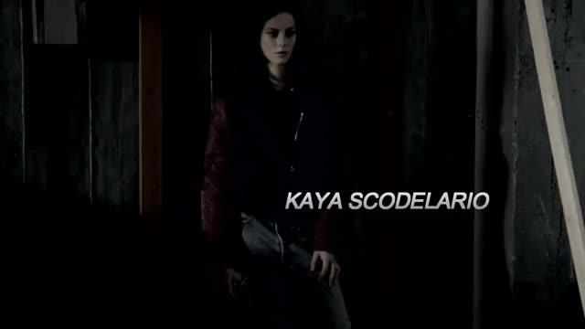 Watch and share Kaya Scodelario Teen Wolf Gif GIFs on Gfycat