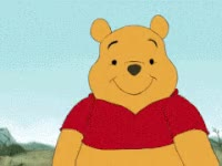 Watch and share Winnie The Pooh GIFs on Gfycat