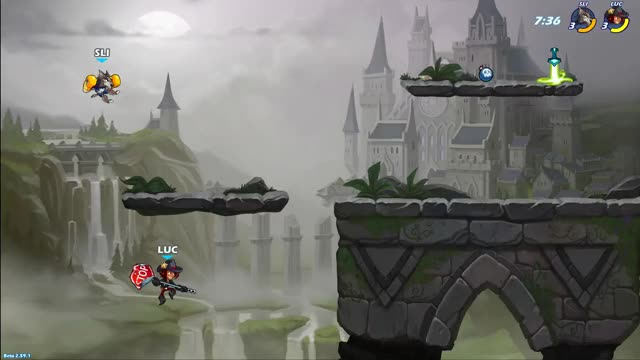 Watch Dissapointment GIF by Moyles :0 (@moyles) on Gfycat. Discover more brawlhalla, cassidy, mordex GIFs on Gfycat