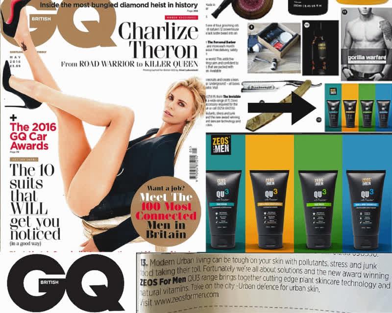 charlize theron, Gq Magazine GIFs