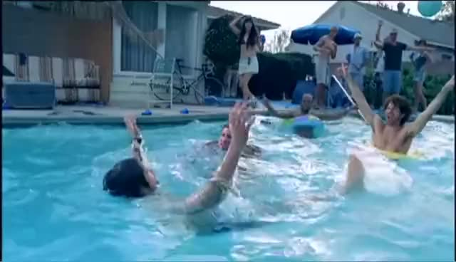 Gif pool party