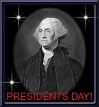 Watch and share Celebrating Presidents Day Animation With Flags And Stars GIFs on Gfycat