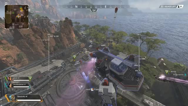 Watch and share Apex Legends 3 GIFs by Eww Shotguns on Gfycat