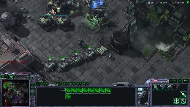 Watch Panic splitting GIF by @-moja- on Gfycat. Discover more Micro, Split, StarCraft GIFs on Gfycat