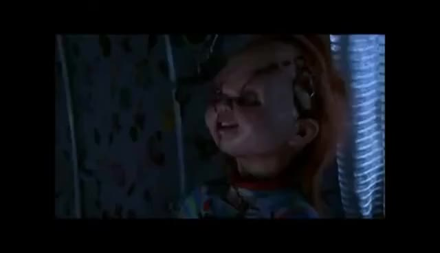 Watch chucky GIF on Gfycat. Discover more childsplay GIFs on Gfycat