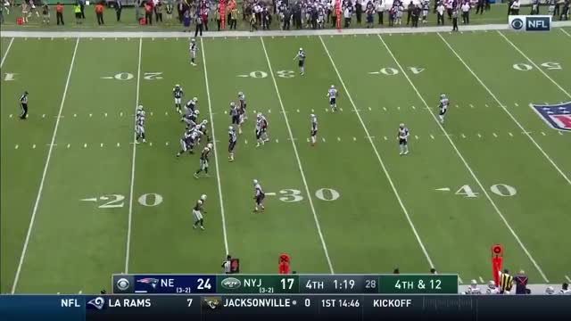 Watch and share 4th & 12 (not All-22) GIFs on Gfycat