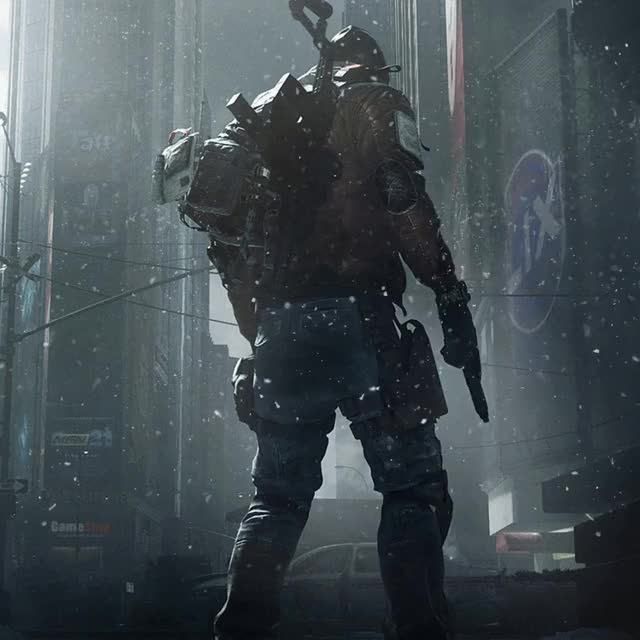 Watch The Division at GameStop: Agent Activation GIF on Gfycat. Discover more related GIFs on Gfycat