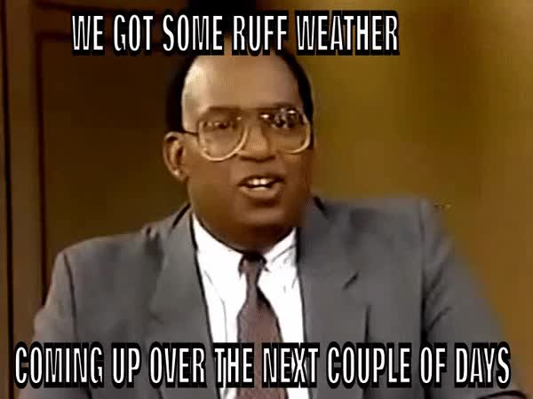 Watch and share Weatherman GIFs and Al Roker GIFs by Bob on Gfycat
