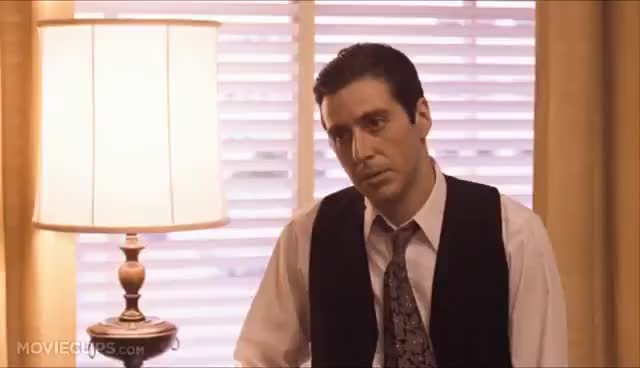 Watch and share Godfather GIFs on Gfycat