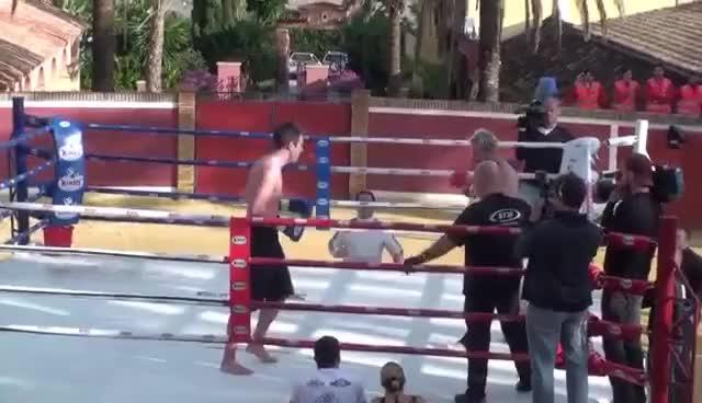 Watch RaSZi vs ElkY Kickboxing Match (HD) GIF on Gfycat. Discover more related GIFs on Gfycat