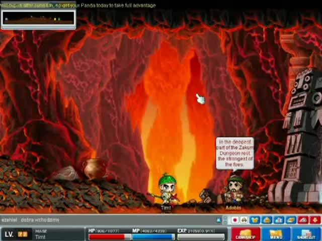 Watch MapleStory - Zakum Jump Quest GIF on Gfycat. Discover more almost, jump, maple, perfect, quest, story, zakum GIFs on Gfycat