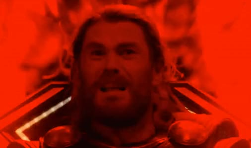Watch and share Thor GIFs by Reactions on Gfycat