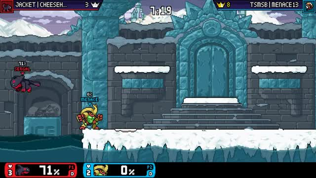 Watch and share Rivals Of Aether GIFs and Orcane GIFs by Menace13 on Gfycat