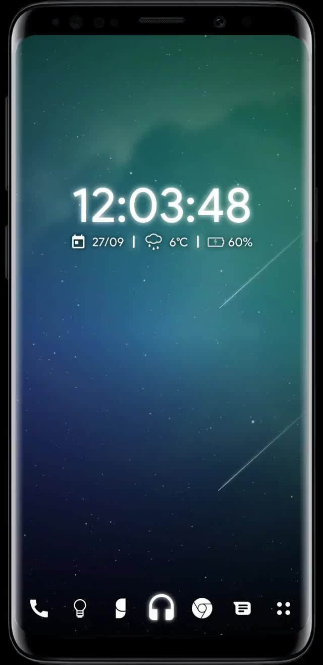 Watch and share Hyperdrive For KLWP Google Playstore GIFs on Gfycat