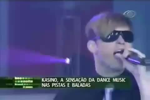Watch and share Kasino No Boa Noite Brasil - KASINÃO / KASINAUM GIFs on Gfycat