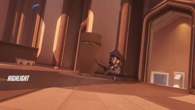 Watch and share Highlight GIFs and Overwatch GIFs by nezune on Gfycat