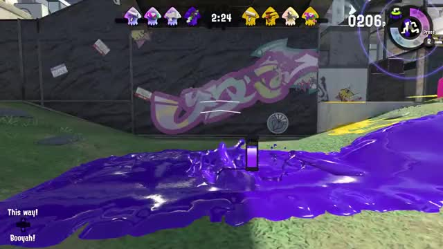 Watch and share Splatoon 2 GIFs by wickedfable on Gfycat