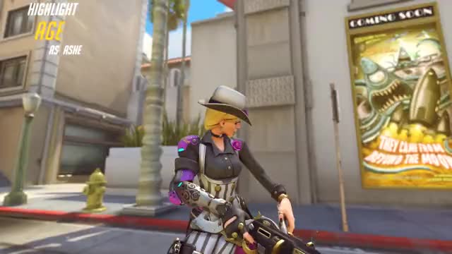 Watch and share Overwatch GIFs and Highlight GIFs by agenightroad on Gfycat