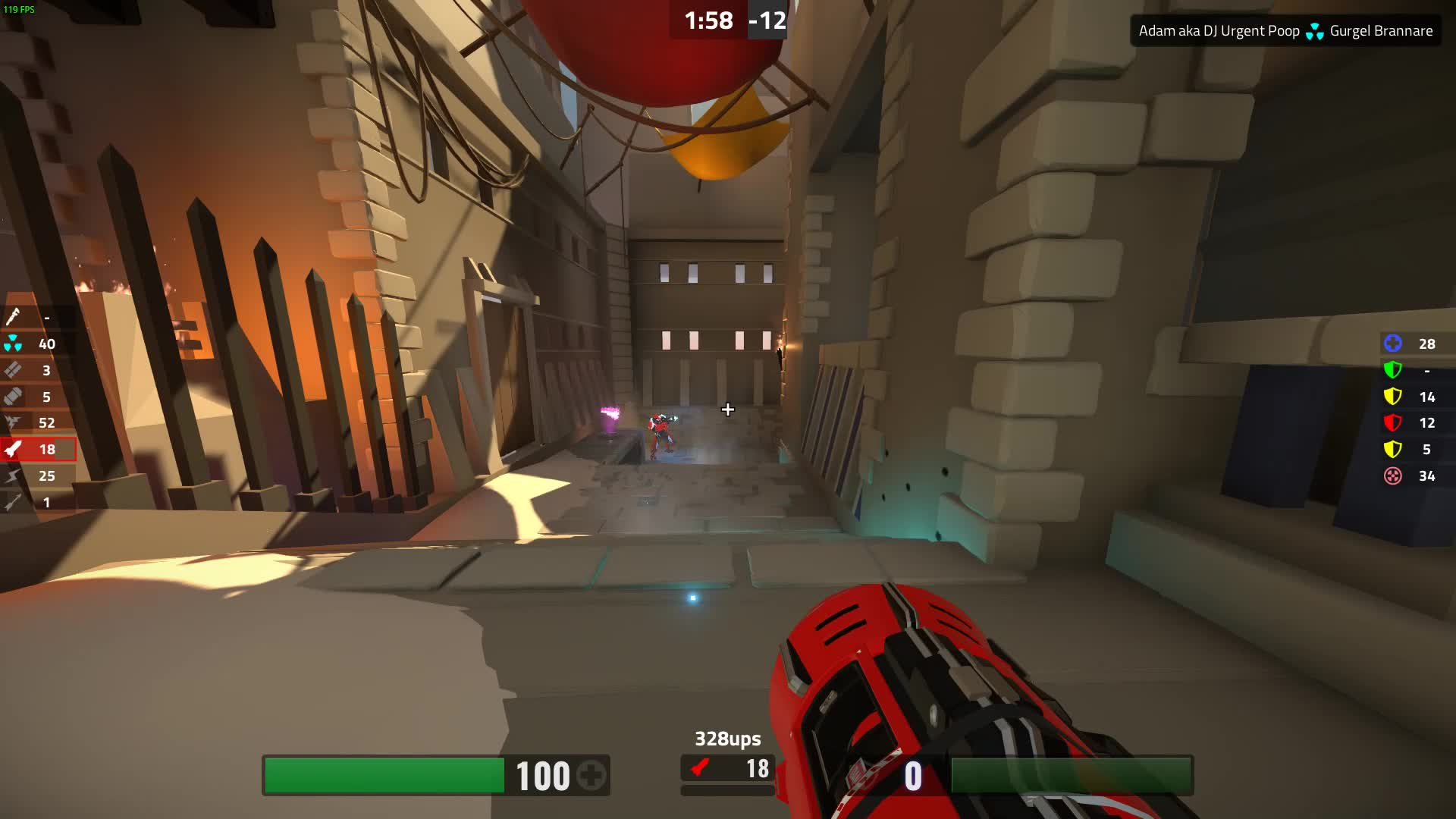 arenafps, reflex, rockets, i love this game (Reflex Arena) GIFs